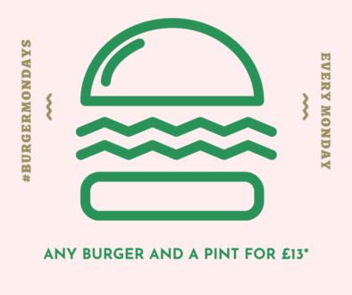 Burger Mondays (1)